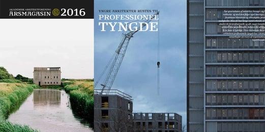 7000 arkitekters årsrapport