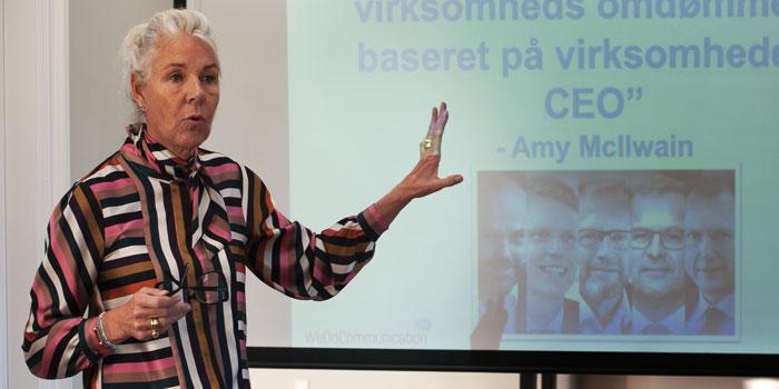 Selvfedme og magelighed – besøg af Anna Thygesen