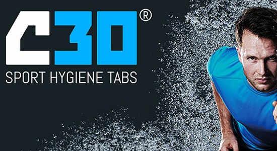 C30 nakker bakterierne