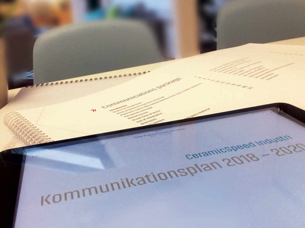 Kommunikationsplan research